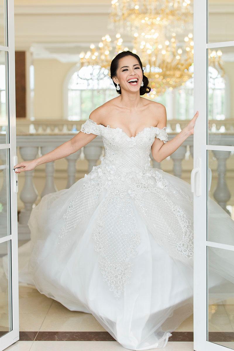 Melaine Yu Wedding Gowns Philippines - Melaine Yu Bridal Couture ...