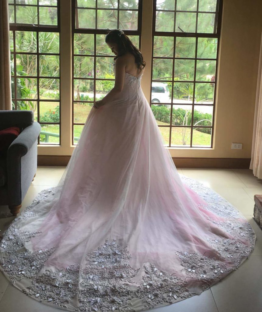 Should You Go for a White or Colored Wedding Gown in the Philippines?